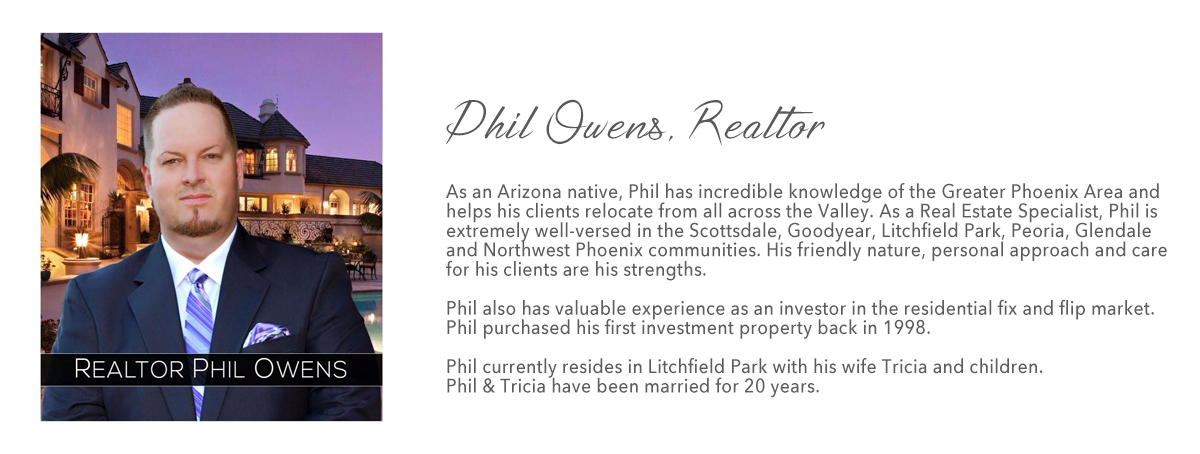 Realtor Phil Owens