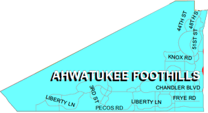 Ahwatukee Foothills