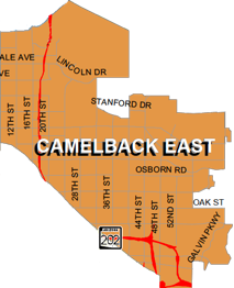 Camelback East