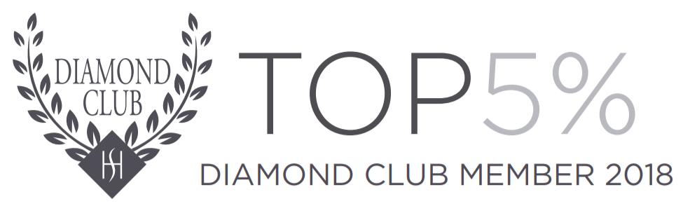 Top 5% logo 2018