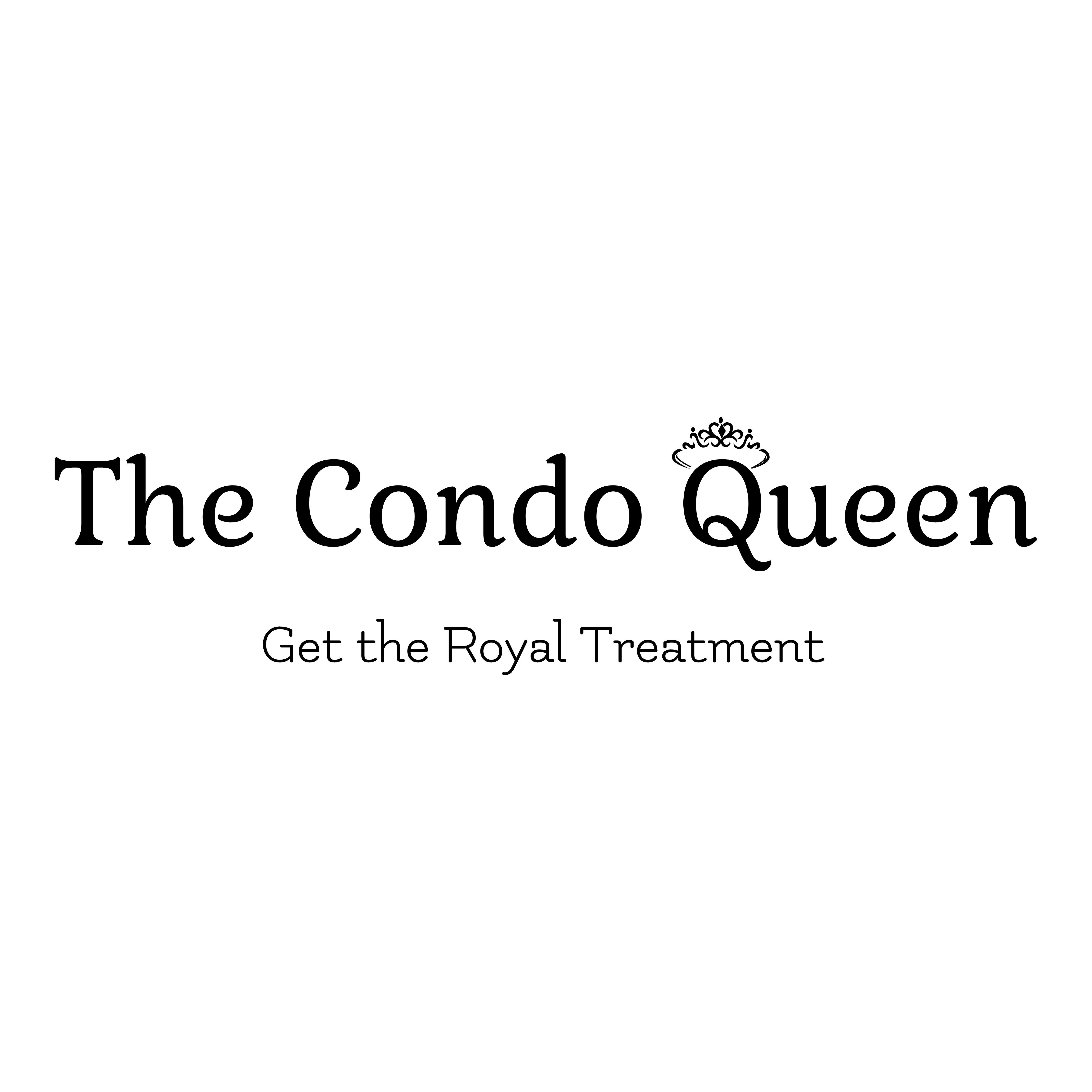 The Condo Queen Logo