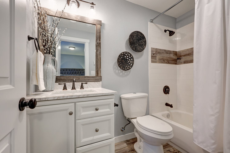 Sarah Pinger Real Estate Agent Bathroom Ideas